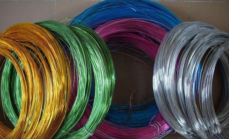 color anodised aluminum wire_Aluminum Wire Rod Manufacturers and ...
